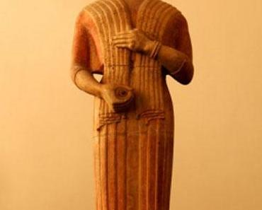 Resonanzen von Persephone im Pergamonmuseum in Berlin