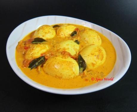 indisches eier curry rezept. Black Bedroom Furniture Sets. Home Design Ideas