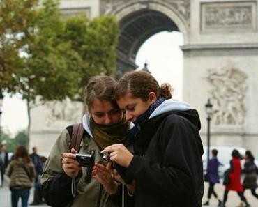 TAG 2 in Paris: Arc de Triomphe, Eifelturm, Louvre