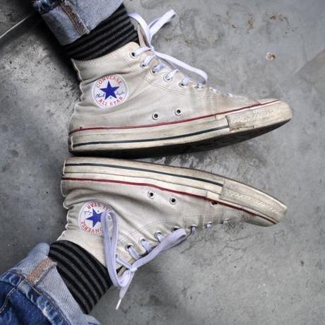 Converse Chuck Taylor All Star Chucks #M7650 Optical White