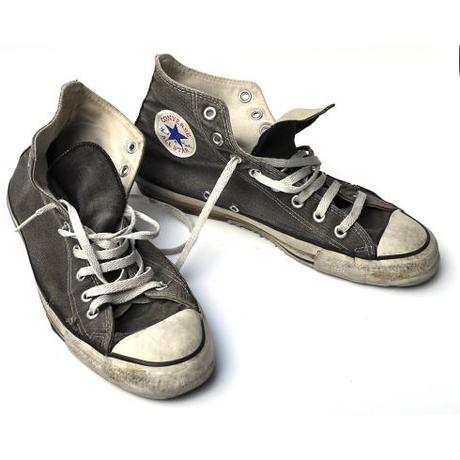Converse Chuck Taylor All Star Chucks - M9160 Black HI Vintage Old School