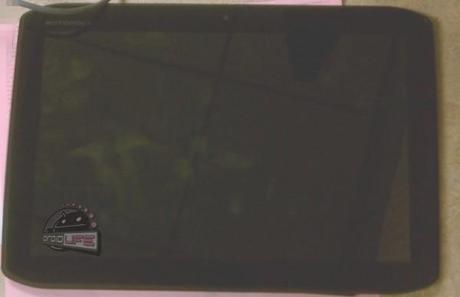 Neue Bilder vom Motorola Xoom 2 aufgetaucht.
