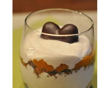Lebkuchen-Kürbis-Trifle