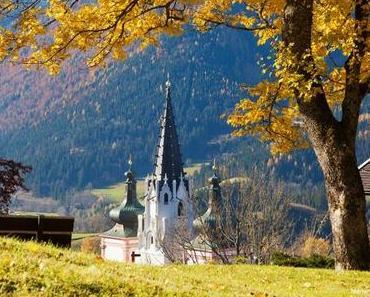 Nebelfreie Herbsttage in Mariazell – Allerheiligen, Allerseelen