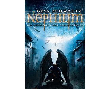 [Rezension] Nephilim (Chroniken der Nacht) von Gesa Schwartz