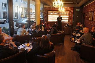 Überraschungen am Whisky-Tasting in der Daniele Bar