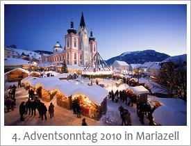 4. Adventsonntag 2010 in Mariazell