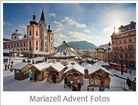 Advent in Mariazell – Fotos, Bilder, Videos zur Einstimmung