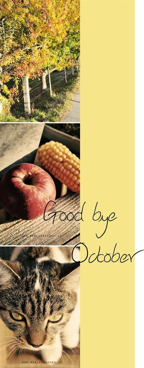 All Hallows' Eve oder: Good bye October