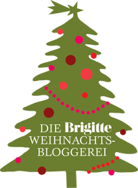 Happy advent thinkering with BRIGITTE Weihnachts-Bloggerei
