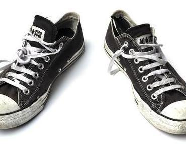 #Converse #Schuhe Chuck Taylor All Star Chucks #M7691 Schwarz OX Vintage