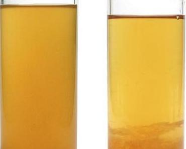 Parfum selber mischen - Wasser und Kälte