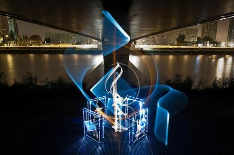 light calligraphy