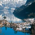 Iseltwald_Winter_interlaken