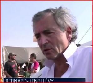 Philosoph Lévy fordert militärisches Eingreifen in Syrien