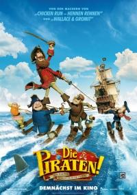 Trailer zur Knet-Animation 'Die Piraten'