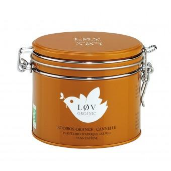 Løv Organic 'Orange-Cinnamon Rooibos'