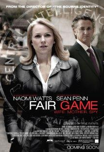 Filmkritik - Fair Game - auf DVD