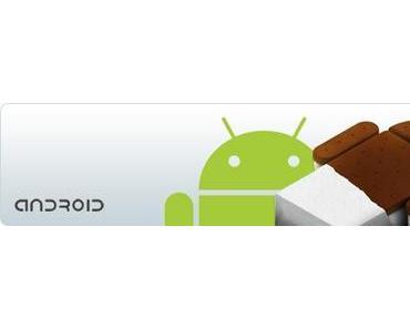 """Übersicht: Diese Android-Tablets erhalten ein """"4.0 Ice Cream Sandwich""""-Update."""