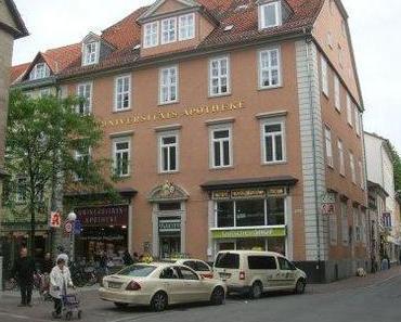 Apotheken in aller Welt, 176: Göttingen, Deutschland