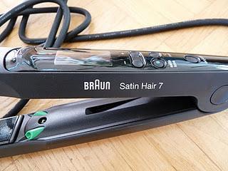 Review: Braun Satin Hair 7 Haarglätter