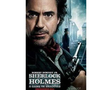Featurette zu 'Sherlock Holmes: Spiel im Schatten'
