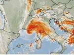 Subtropischer Hybrid / Tropischer Sturm ROLF (99L) im Mittelmeer vor Frankreich und Italien