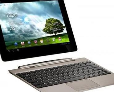 ASUS Eee Pad Transformer Prime: Das erstes Quad-Core Tablet