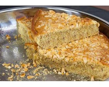 Pastel de Almendras – Mandelkuchen