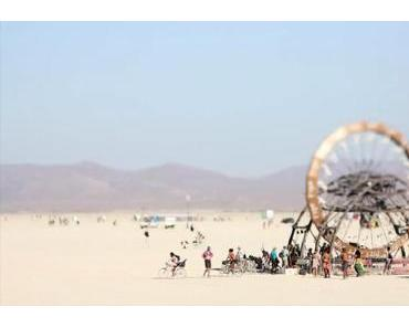 Burning Man Timelapse