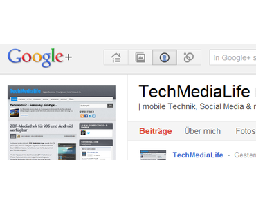 Google Plus: Unternehmensseiten VS. Privatprofil