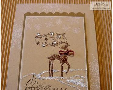 Was hat ein Hirsch mit Weihnachten zu tun?