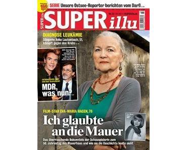 Der SUPERillu Minister: Hans-Peter Friedrich und die Medien