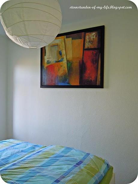 neue Wohnung] Vorher-Nachher Schlafzimmer