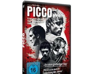 Gewinnspiel zu Philip Kochs 'Picco'