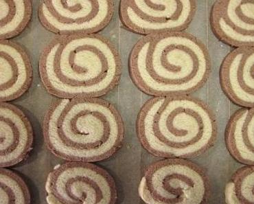 ☆ Schwarz-Weiss-Kekse ☆