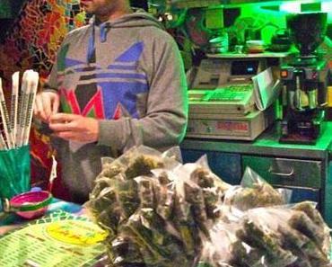 Der Cannabis Cup in Amsterdam