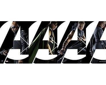 The Avengers: Zwei neue Banner zur Comicverfilmung veröffentlicht