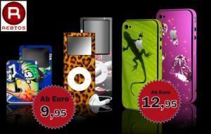 Altes Handy in neuem Rebtos-Design