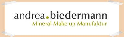 Produkttest: Andrea Biederman Mineral Make-up