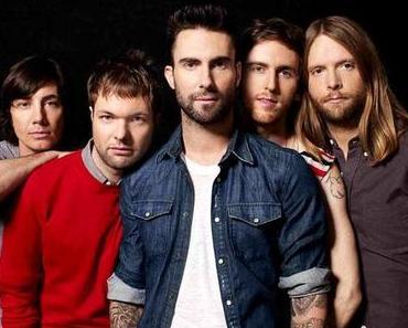 Maroon 5 in Helsinki