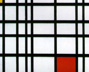 Piet Mondrian in Rom
