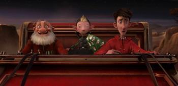 Filmkritik zu 'Arthur Weihnachtsmann'