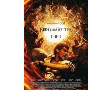 Filmkritik 'Krieg der Götter' (Kino)