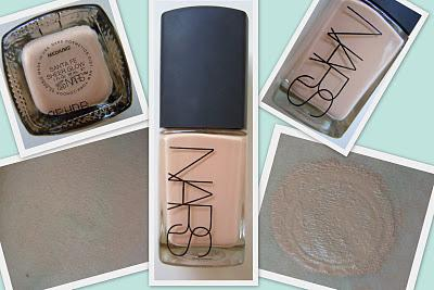 Elena testet NARS Sheer Glow Foundation