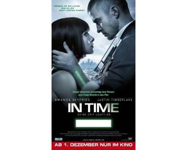 'In Time' Gewinnspiel mit Kinofreikarten