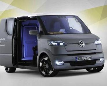 Kommt ein neuer Transporter oder sogar der Fridolin von Volkswagen wieder