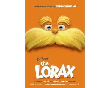 Neuer Trailer zu 'The Lorax'