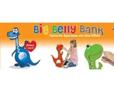 Dino-Spardose von Big Belly Bank im Test