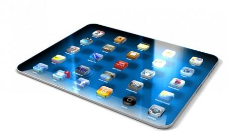 Apple iPad 3: Display ohne IPS-Technologie.